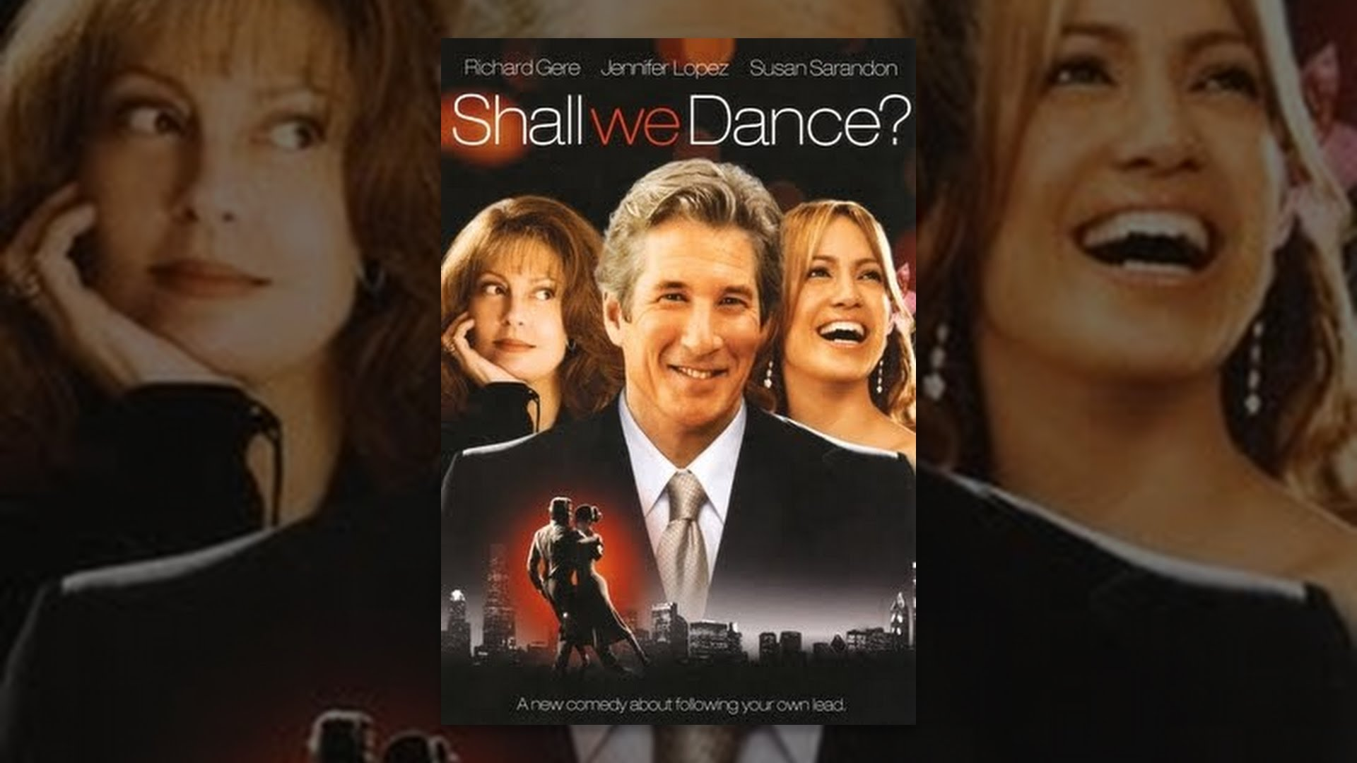 Shall We Dance 2004 Be This Alive Hd Jennifer Lopez Richard Gere Miramax Youtube