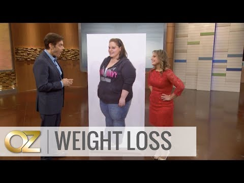 How a Woman Lost Over 200 Pounds