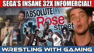 Sega's Absurd 32X Infomercial From the 90s - Absolutely Rose Street