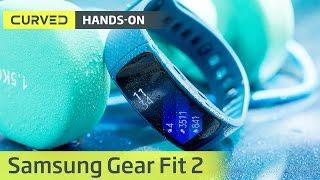 Samsung Gear Fit 2 im Test: das Hands-on   deutsch