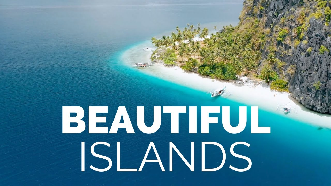 17 Most Beautiful Islands in the World - Travel Video