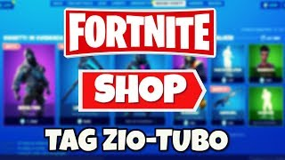 SHOP FORTNITE today September 1st new SKIN WRAPPED, pickaxe LAMPO BLU and hang glider DOWN ARDIRE