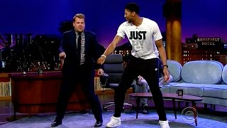 Anthony Davis Awkwardly Hits the Whip & Nae Nae