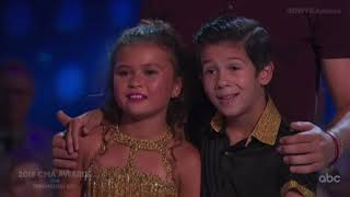 Sky Brown & JT Church - DWTS Juniors Episode 5 (Dancing with the Stars Juniors)