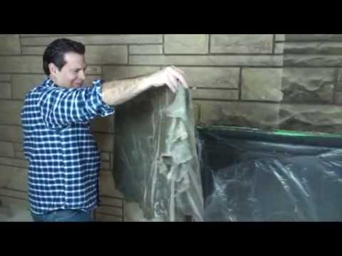 ChimneySaver Paint-N-Peel Fireplace Cleaner