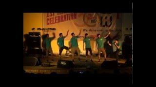 1st Year celebration of Leading University BBA 36th Batch.