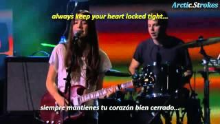 Haim - The wire (inglés y español)