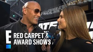 Have Dwayne Johnson & Vin Diesel Settled Their Feud? | E! Live from the Red Carpet