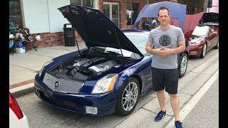 Cadillac XLR Videos