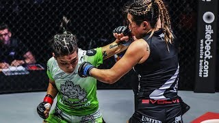 Best Of ONE | Xiong Jing Nan vs. Angela Lee