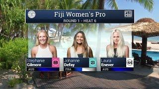Fiji Women's Pro : l'essentiel du 1er tour en images