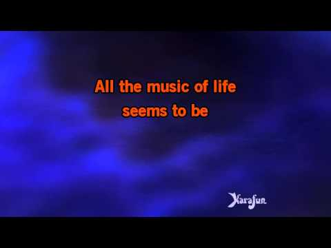 Karaoke, Almost Like Being In Love - Frank Sinatra