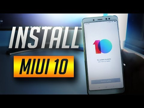 DOWNLOAD Latest MIUI 10 on Xiaomi Phones [HOW-To]