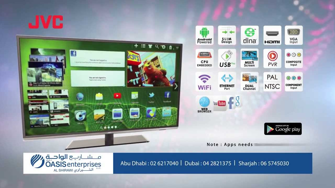 JVC Smart Tv 30 sec Tvc - YouTube
