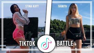 WHO WON? Chirstina VS. Ivanita (TikTok Battle)