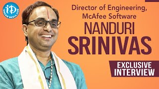 Director of Engineering McAfee Software Nanduri Srinivas Full Interview | Dil Se with Anjali #247