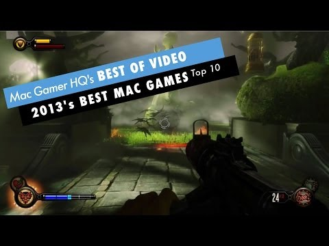 10 Best Mac Games