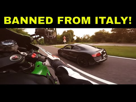 ITALY KICKS OUT MAX WRIST!