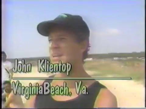 Hatteras Surf Feast 1991