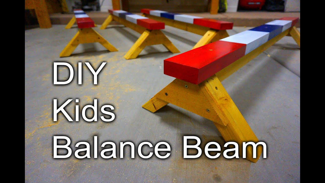 Kids Balance Beam Diy Christmas Gifts For My Nieces