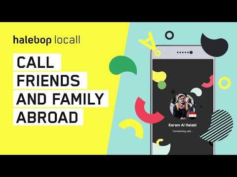 Halebop Locall