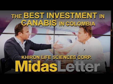 The Next Best Cannabis Company to Invest in Could be in Colombia