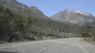 Route 40 Part 3 (Bariloche-El Bolson) Arg