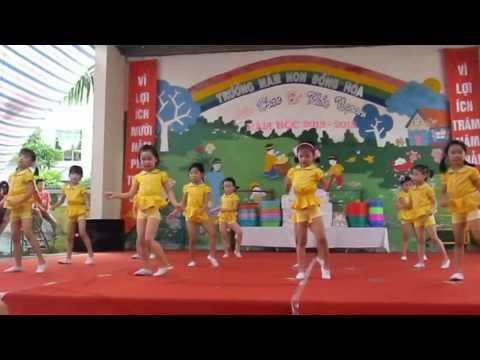 [Mầm Non Đồng Hòa] - Bé Khỏe Ngoan 2013 - Oh 5A2
