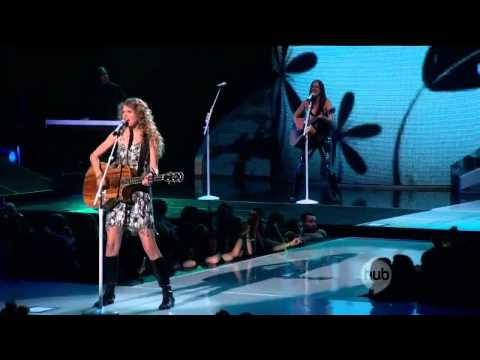 Taylor Swift - Fearless [Live]