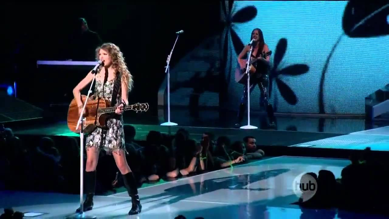 Taylor Swift Fearless Live Youtube