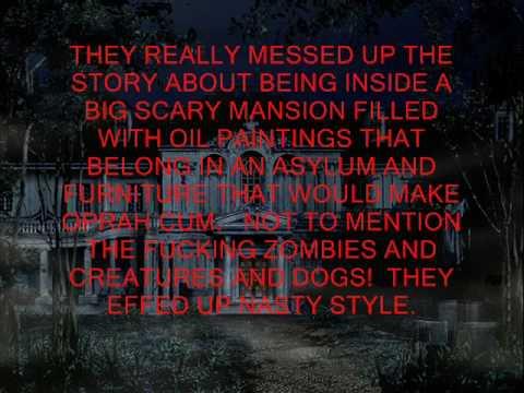 Resident Evil Movies Suck 120