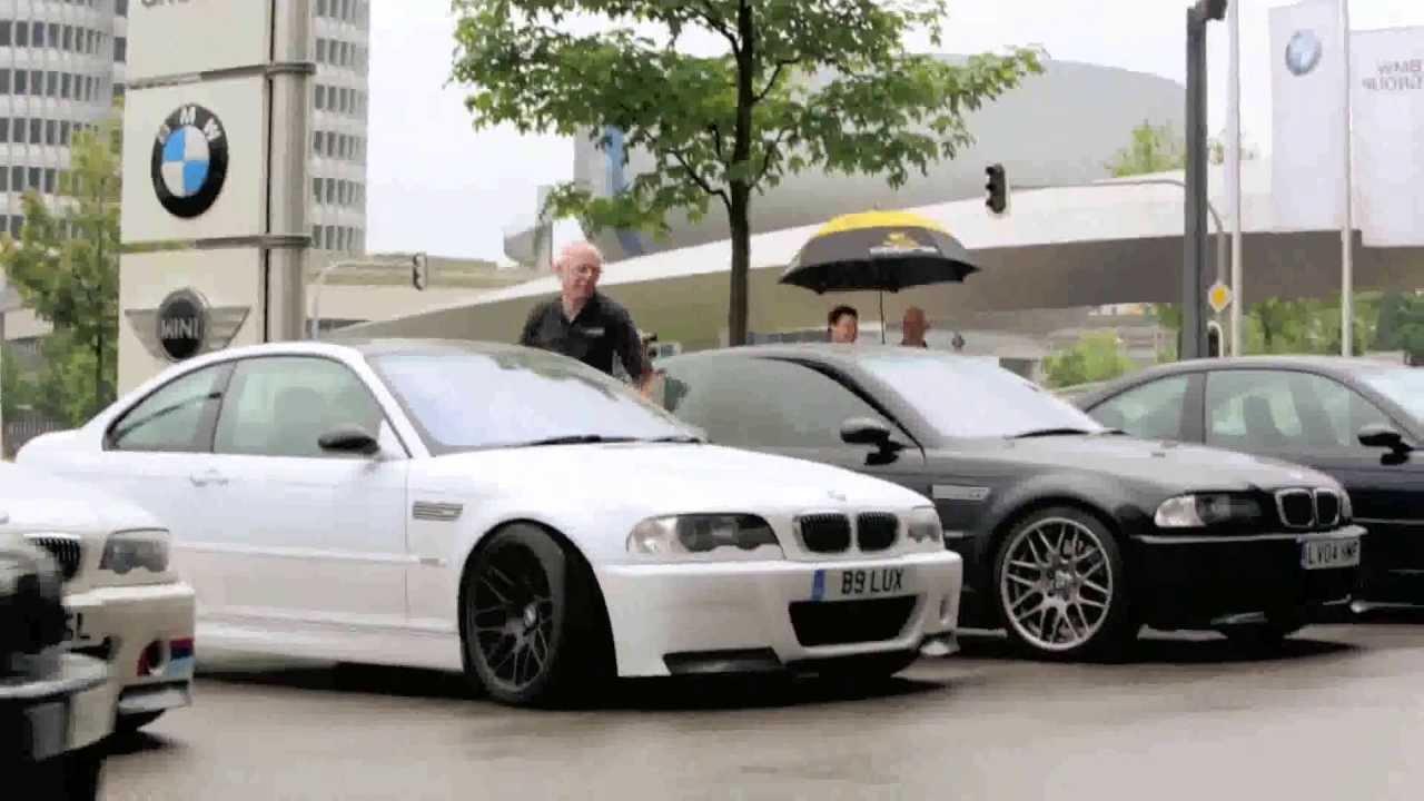 BMW M3 CSL 2003 - YouTube