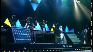 DJ BoBo - WORLD IN MOTION Show - Medley (Track 13/16)