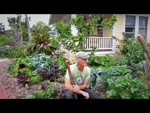 Earning $5.6K a Month: Front Yard Market Farming (1Yr. Update) w/ Jim Kovaleski