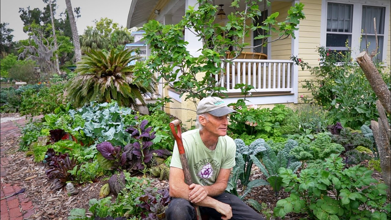 Earning $5.6K a Month: Front Yard Market Farming (1Yr. Update) w/ Jim Kovaleski