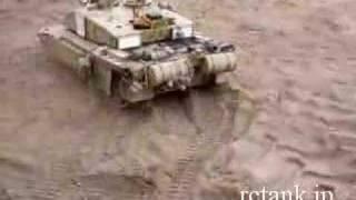 challenger 2 1 6 scale rc tank www rctank jp