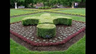 Top 8 Amazing Places French formal garden | The Most French formal garden