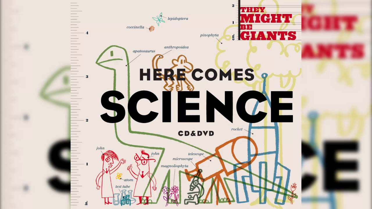 Backwards Music 05 Electric Car Here Comes Science They Might Be Giants