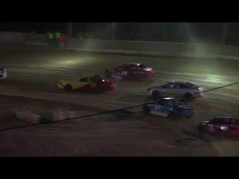 Old Bradford Speedway Mini Stock Feature 7-1-18