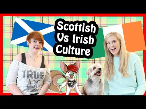 Irish & Scottish Culture Differences (With Diane Jennings)