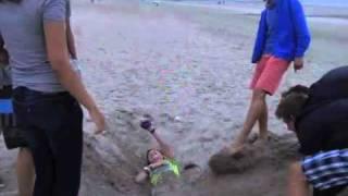 Videoster Bredene strand!