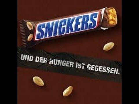 snickers werbung