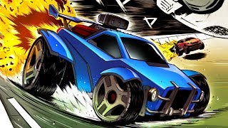 АВТО - ГООООООООЛ! ► Rocket League