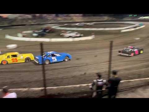 Bakersfield Speedway 04-06-19 Hobby Heat 4