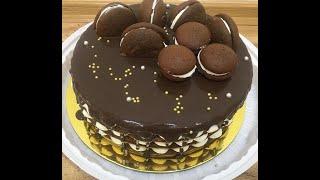 Ең дәмді торт Вупи Пай. Жасалуы оңай.