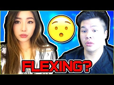 Finding a GF PT 2 - FLEXING WITH XCHOCOBARS?