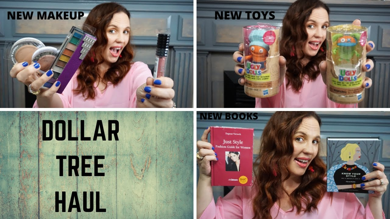 DOLLAR TREE HAUL| EXCITING NEW NAME BRAND FINDS| JULY 2020