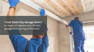 Steel City Garage Doors | Your Trusted Garage Door Services