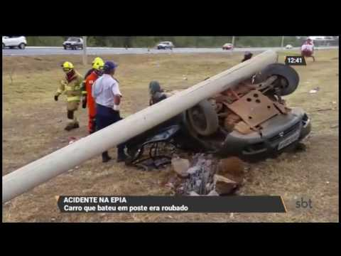Piloto morre em acidente envolvendo moto e carro