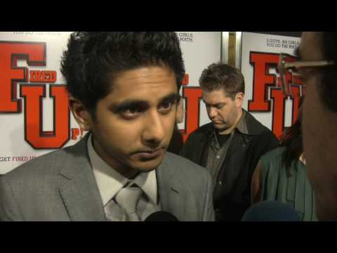 Adhir Kalyan at the Fired Up! Premier